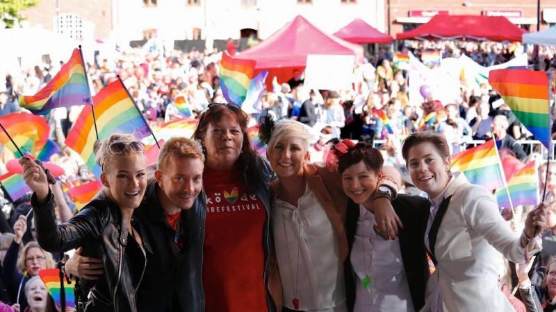 Pridefestivaler – Kalender